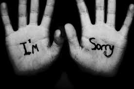 "Even a little bit of apology throws us into that ""something-wrong-with-me"" energy."