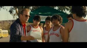McFarland USA is kind of a classic Kevin Costner feel-good movie - and we all agreed that he had done a good job.