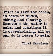 grief, swim